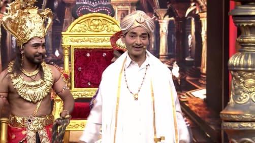 Yamalokadali Khiladigalu' entertains everyone - Comedy Khiladigalu Championship S2
