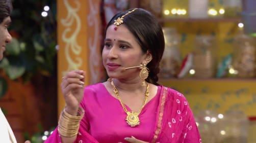 Thukratwadi's 'Mazhya Navryacha Silsila' - Chala Hava Yeu Dya - Utsav Hasyacha