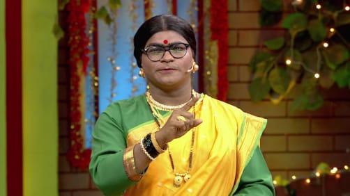 Thukratwadi's 'Dhaggobai Sasubai' - Chala Hava  Yeu Dya - Utsav Hasyacha