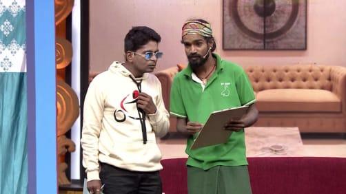 Own' round - Comedy Khiladigalu Championship S2