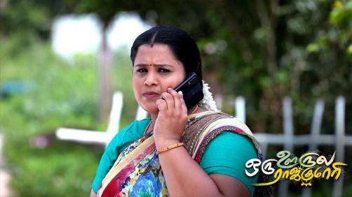 Oru Oorula Oru Rajakumari 21-10-2020 Zee Tamil Serial