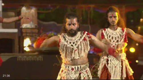 Dance performance by Isha Samskriti - Isha Mahashivratri 2020