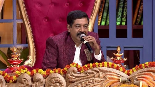 Santosh's hilarious performance - Comedy Khiladigalu Championship S2