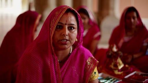 Gunjan celebrates Ramzan - Spirit of India - The Festivals