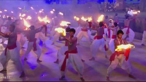 Linga Bhairava Maha Aarti - Isha Mahashivratri 2020