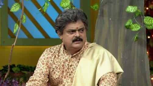 Gulkand cable network's 'Dhagobai Sasubai' - Chala Hava Yeu Dya - Utsav Hasyancha