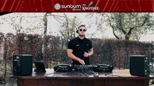 Thomas Newson - Sunburn at Home