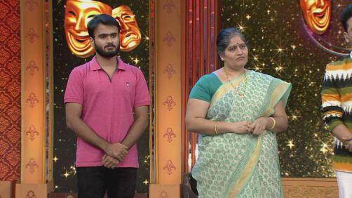 Bhagyashree and Prathamesh's emotional play