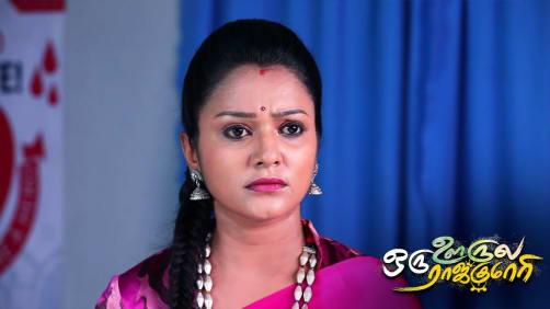 Oru Oorula Oru Rajakumari 25-10-2020 Zee Tamil Serial