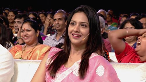 A conversation with the cast of 'Aggabai Sasubai' - Chala Hava Yeu Dya - Utsav Hasyacha