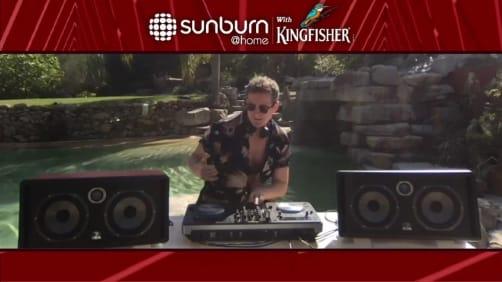 Kryder - Sunburn at Home