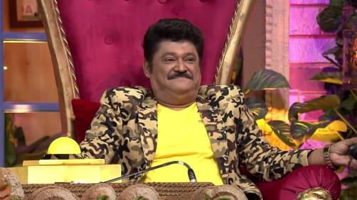 Nayana and Chidambara's entertaining performance - Comedy Khiladigalu Championship S2