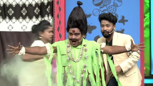 Comedy Khiladigalu Champions Season 2 - September 13, 2020