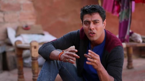 Ranveer Brar relishes food fit for Rajputs - The Great Indian Rasoi