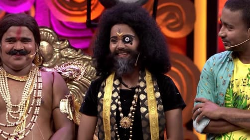 A director's struggle entertains the audience - Comedy Khiladigalu Championship S2
