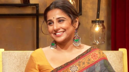 Vidya Balan: I Have Lied in Every Interview!