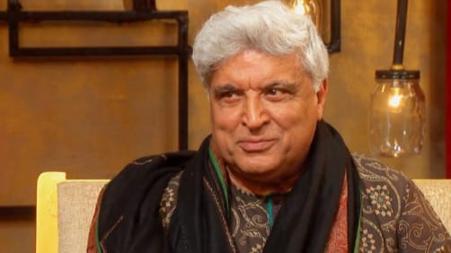 Javed Akhtar: If You Criticize Me, You Are Wrong!