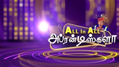 All-in-All Apprentice TV Show