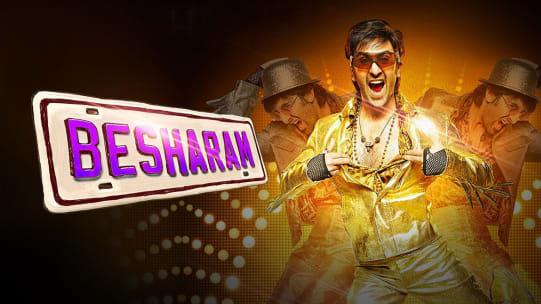 Watch Besharam Full HD Movie Online on ZEE5