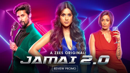Jamai 2.0 (2021) Hindi Season 2 EP-(1 to 10) HD Web Series