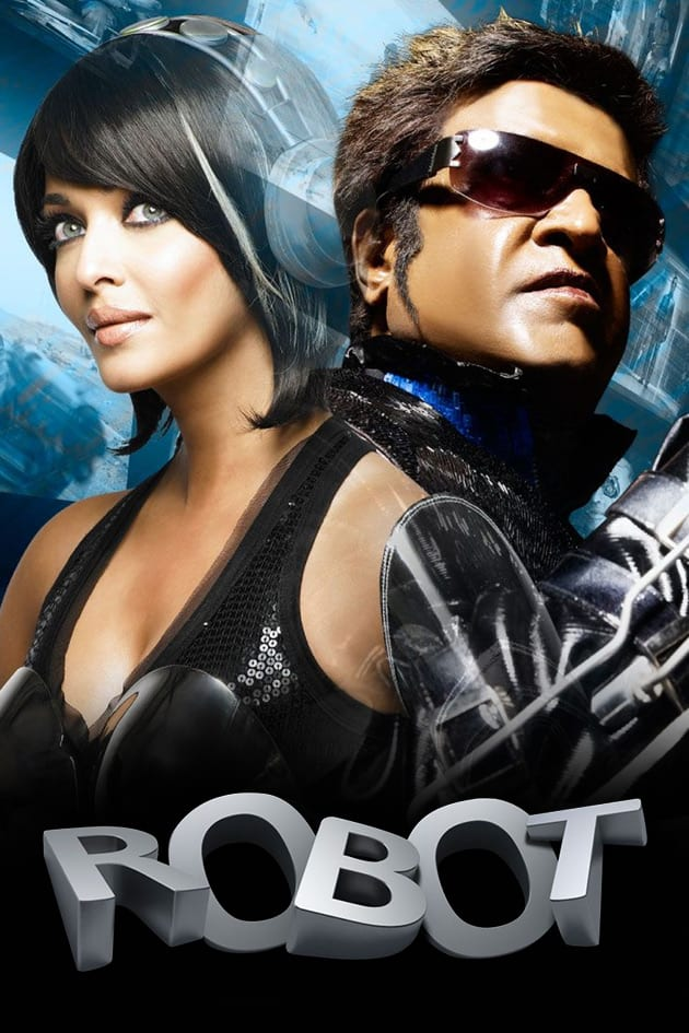 Download Robot (2010) Hindi Full Movie BluRay 480p [500MB] | 720p [1.6GB]