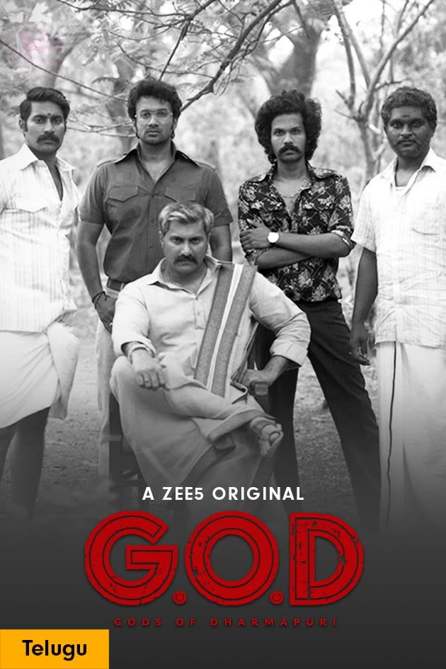 Gods Of Dharmapuri (G.O.D) Season 1 Hindi